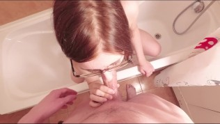 Cute Redhead Enjoys Anal and Piss in Mouth Like a Natural Slut